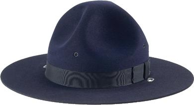 Campaign Style Felt Hats  W. Alboum Hat Co. Inc.  b18bca0f9df